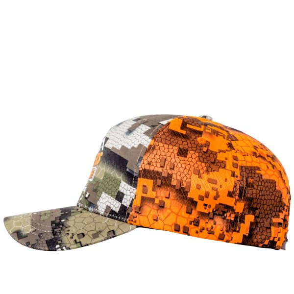 Vista Cap Veil+fire Side Rgb