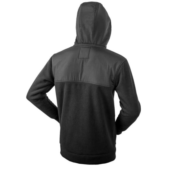 Beaufort jacket Black Back Rgb 2000x