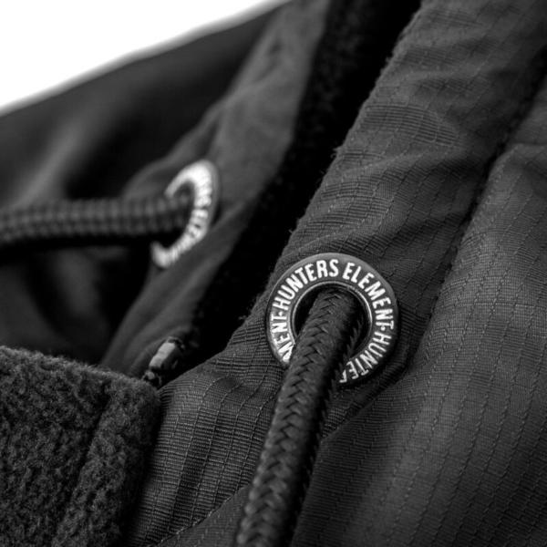 Beaufort jacket Black Eyelet Rgb 2000x