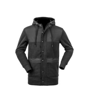 Beaufort jacket Black Hooddown Rgb 2000x