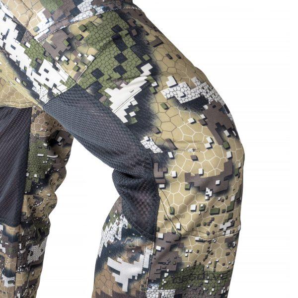 Eclipse Pants Veil Knee Rgb