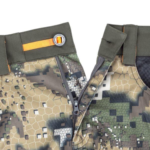 Eclipse Pants Veil Zip Rgb