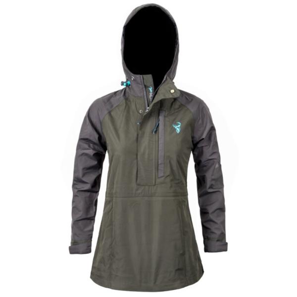 Halo Jacket Womens Green Main Rgb