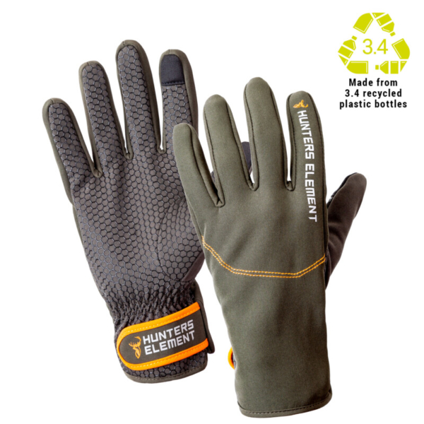 Legacy Gloves Green Main Rgb