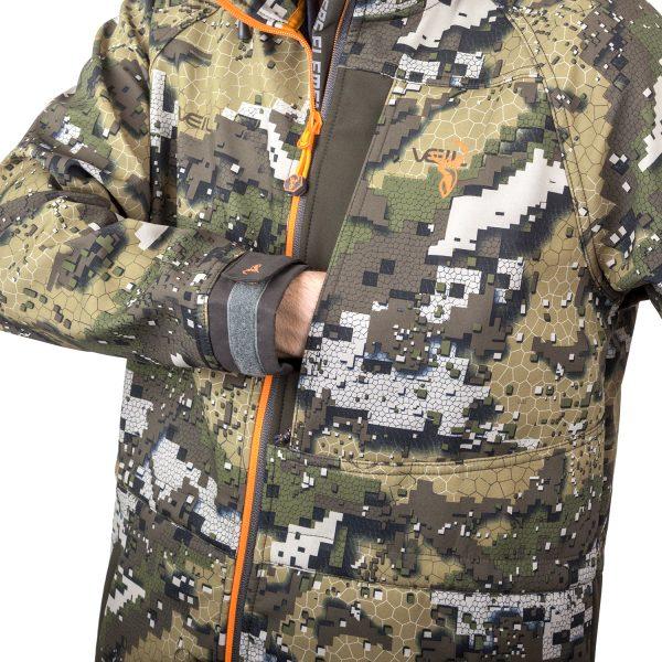Spectre Jacket Veil Chest Pocket Rgb