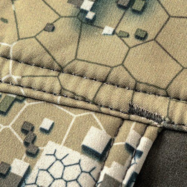 Spectre Jacket Veil Stitching Rgb