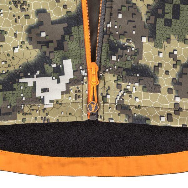 Spectre Jacket Veil Zip+tail Rgb