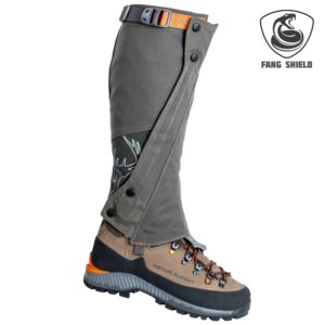 Venom V2 Gaiters Grey Main Rgb