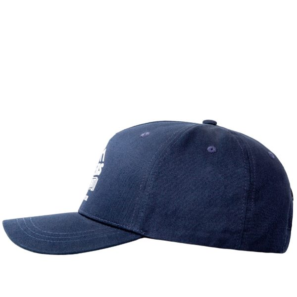 Vista Cap Navy Side Rgb