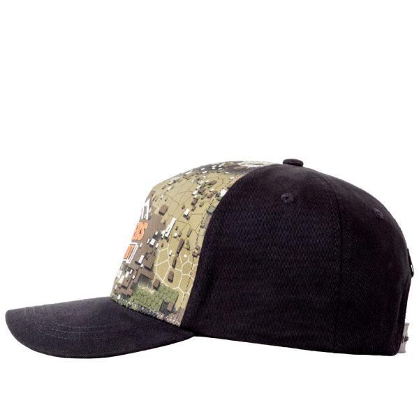 Vista Cap Veil+black Side Rgb
