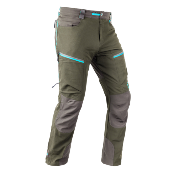 Womens Spur Pants Forest Gre