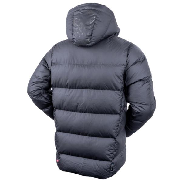 Glacier Jacket Black Back Rgb