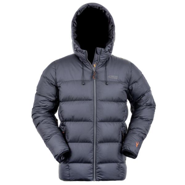 Glacier Jacket Black Main Rgb