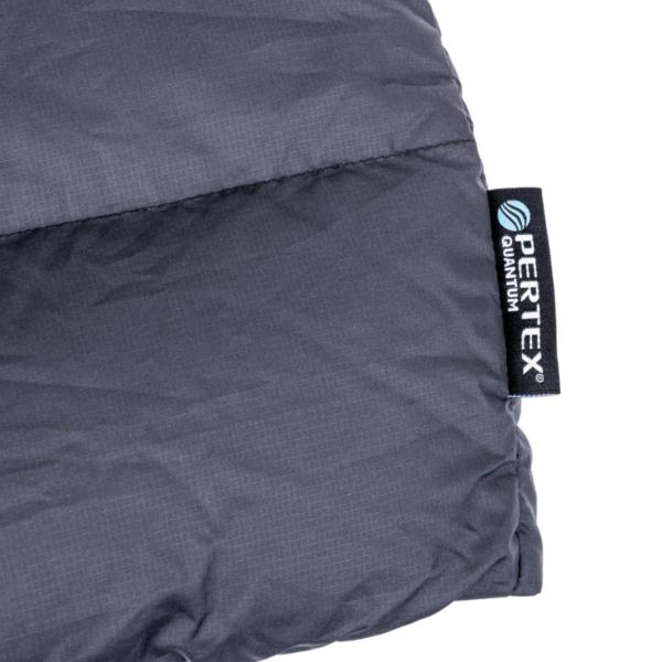 Glacier Jacket Black Pertex Rgb