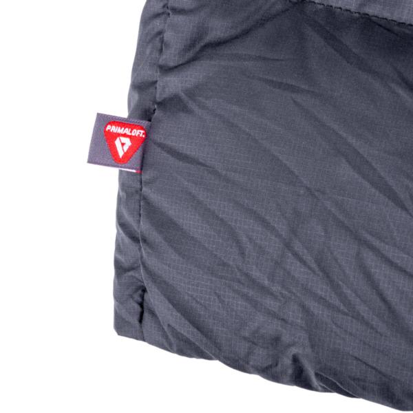 Glacier Jacket Black Primaloft Rgb