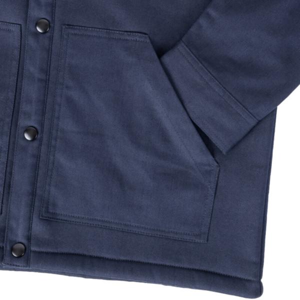 Mosey Work Jacket Lower Pocket Rgb