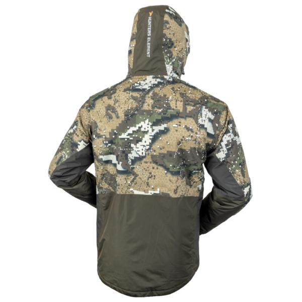Sleet Jacket Veil Back Rgb
