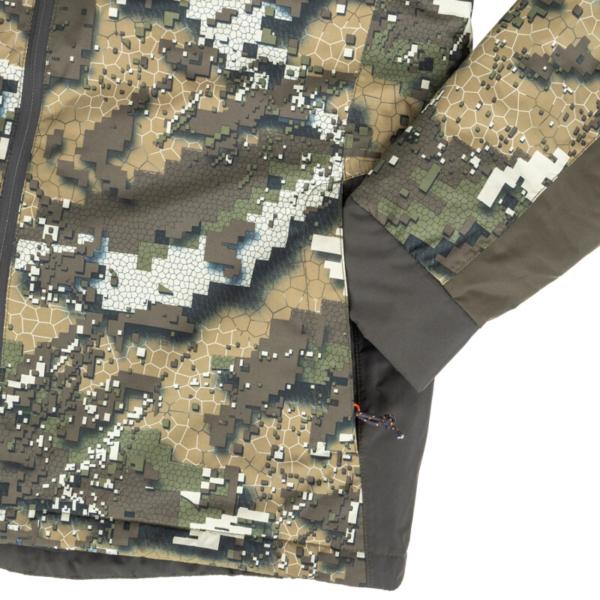 Sleet Jacket Veil Pocket Rgb