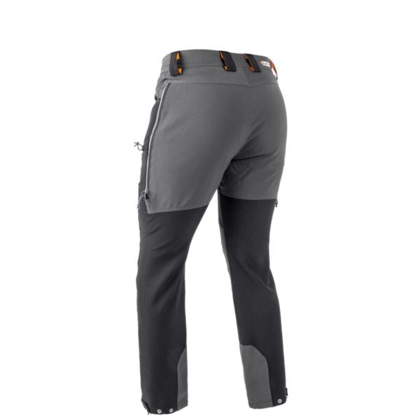 Spur Pants Black+grey Back Rgb