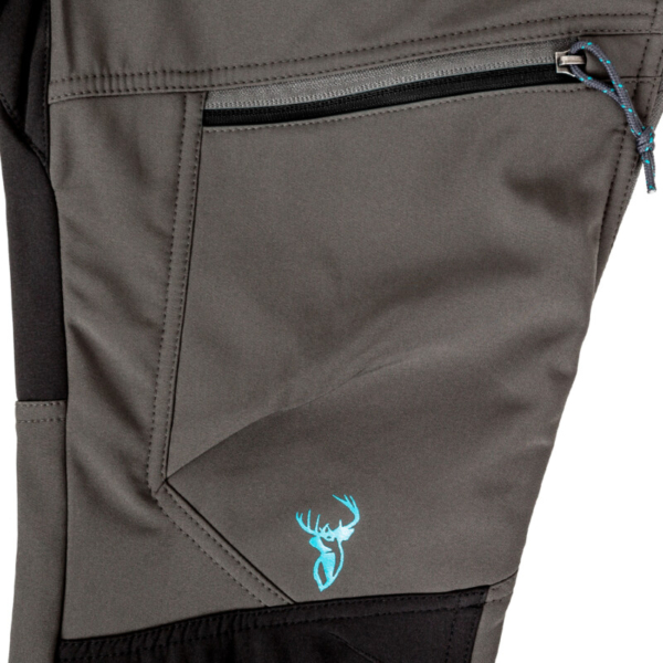 Boulder Trousers Womens Pocket Rgb (gz)