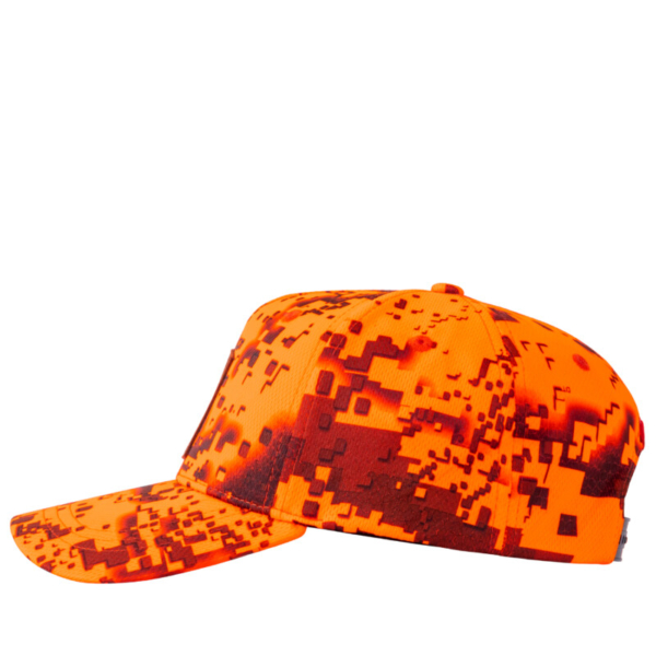 Red Stag Cap Fire Side Rgb