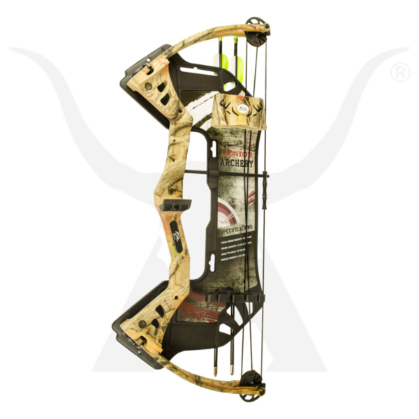 Rookie Youth Compound Bow Camo 2