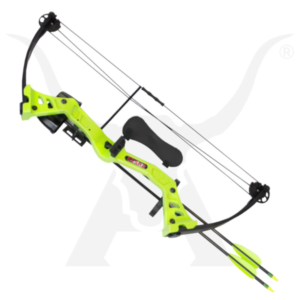 Rookie Youth Compound Bow Green
