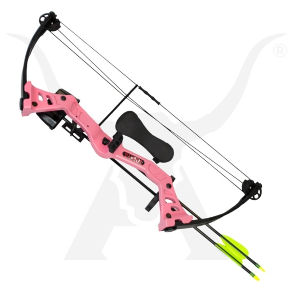 Rookie Youth Compound Bow Pink