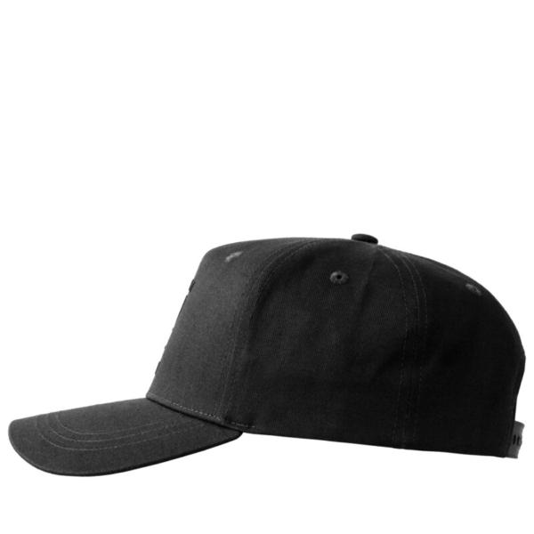 Otago Cap Black Side Rgb